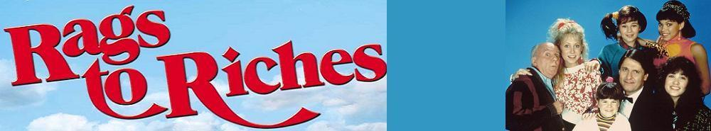 Rags to Riches (1987) Movie Banner