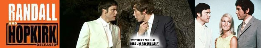 Randall and Hopkirk (UK) (1969) Movie Banner