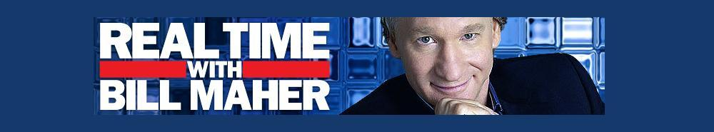 Real Time With Bill Maher Movie Banner