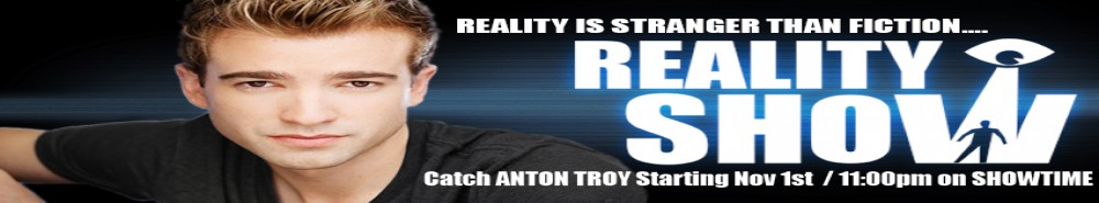 Reality Show Movie Banner