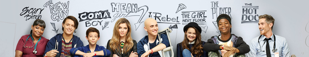 Red Band Society Movie Banner