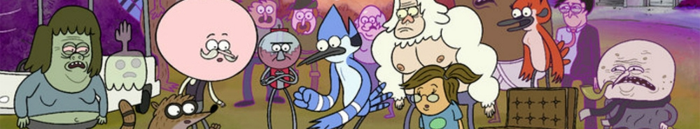 Regular Show Movie Banner