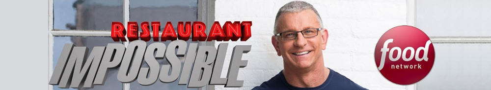 Restaurant: Impossible Movie Banner