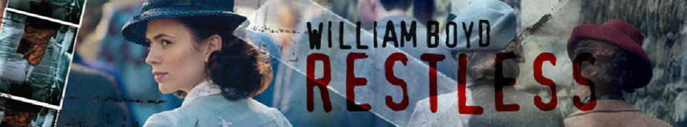 Restless (UK) Movie Banner