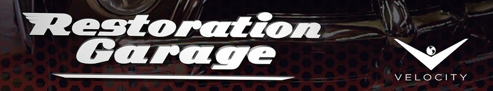 Restoration Garage (CA) Movie Banner
