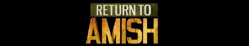 Return To Amish Movie Banner