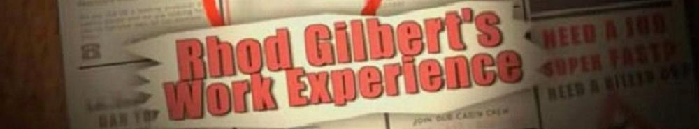 Rhod Gilbert's Work Experience (UK) Movie Banner