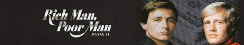 Rich Man, Poor Man - Book II Movie Banner
