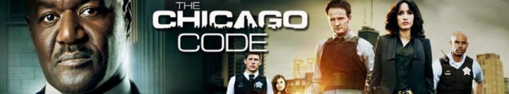 The Chicago Code Movie Banner