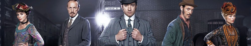Ripper Street (UK) Movie Banner