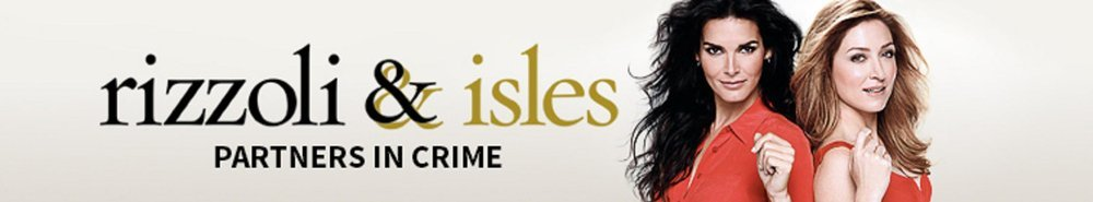Rizzoli & Isles Movie Banner