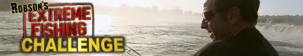 Robson's Extreme Fishing Challenge (UK) Movie Banner
