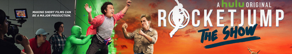 RocketJump: The Show Movie Banner