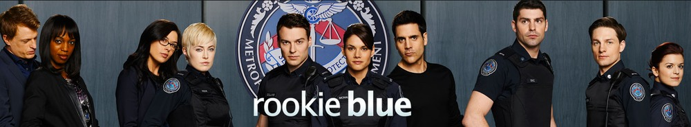Rookie Blue (CA) Movie Banner