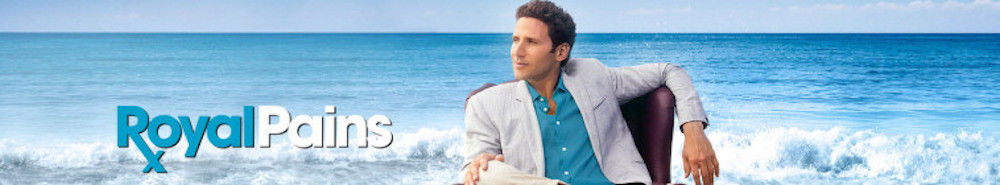 Royal Pains Movie Banner