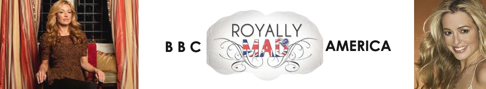 Royally Mad Movie Banner