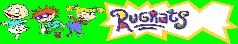 Rugrats Movie Banner