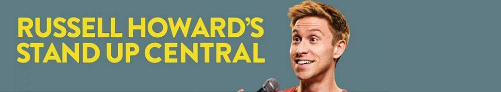 Russell Howard's Stand Up Central (UK) Movie Banner