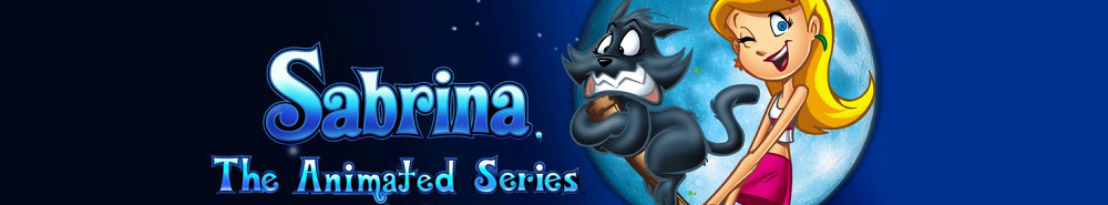 Sabrina, the Animated Series Movie Banner