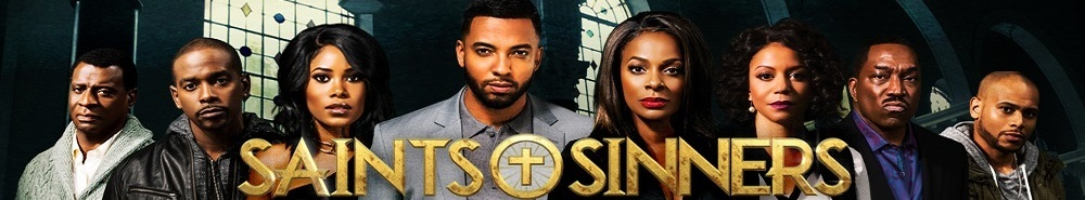 Saints & Sinners Movie Banner