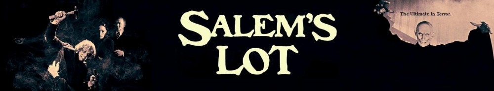 Salem's Lot Movie Banner