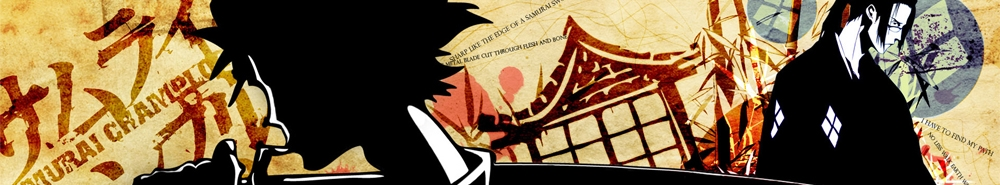 Samurai Champloo Movie Banner