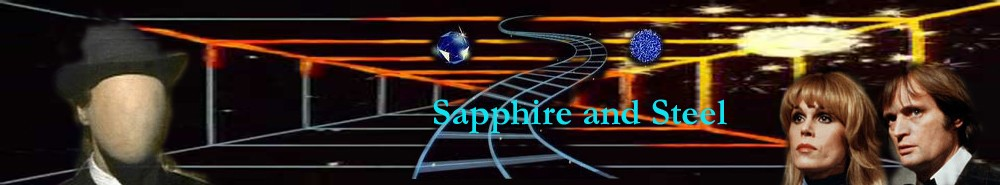 Sapphire and Steel (UK) Movie Banner