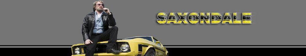 Saxondale (UK) Movie Banner