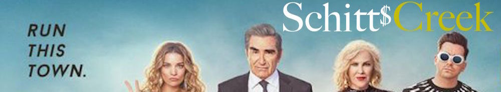 Schitt's Creek (CA) Movie Banner