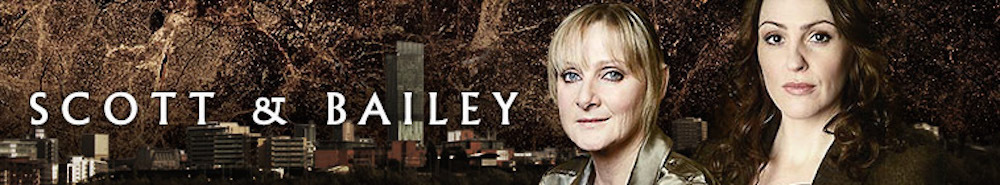 Scott and Bailey (UK) Movie Banner