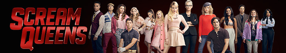 Scream Queens (2015) Movie Banner