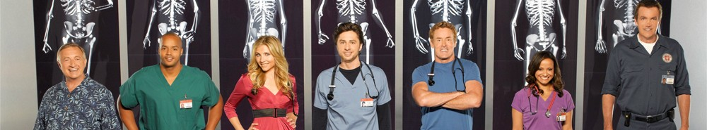 Scrubs Movie Banner