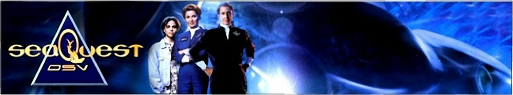 seaQuest DSV Movie Banner