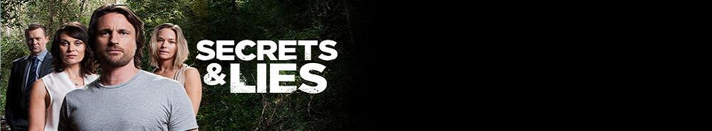 Secrets & Lies (AU) Movie Banner