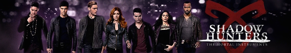 Shadowhunters Movie Banner