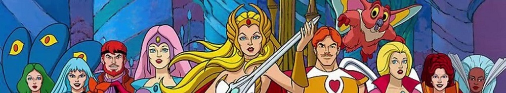 She-Ra: Princess of Power Movie Banner