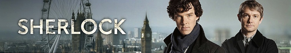 Sherlock (UK) Movie Banner