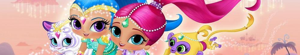 Shimmer & Shine Movie Banner