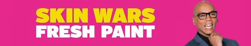 Skin Wars: Fresh Paint Movie Banner