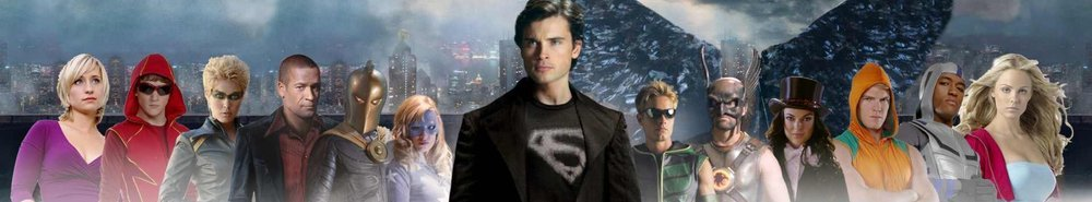 Smallville Movie Banner