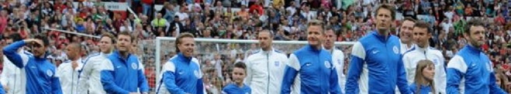 Soccer Aid (UK) Movie Banner