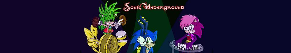 Sonic Underground Movie Banner