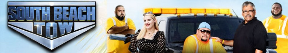 South Beach Tow Movie Banner
