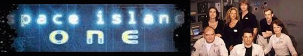 Space Island One (UK) Movie Banner