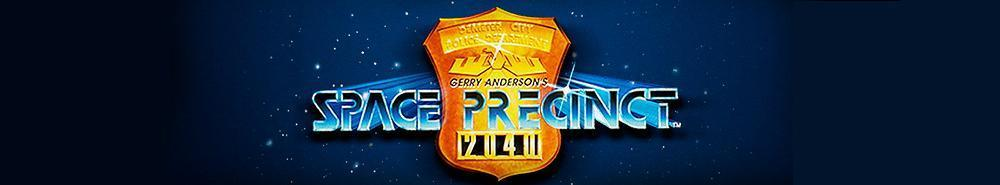 Space Precinct Movie Banner