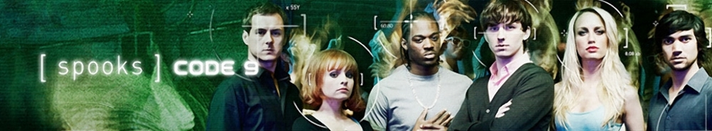 Spooks: Code 9 (UK) Movie Banner