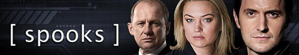 Spooks (UK) Movie Banner