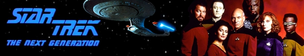 Star Trek: The Next Generation Movie Banner