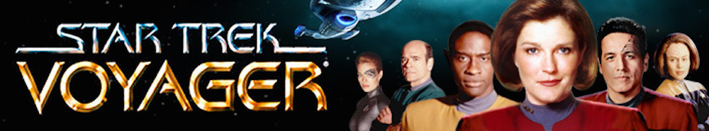 Star Trek: Voyager Movie Banner