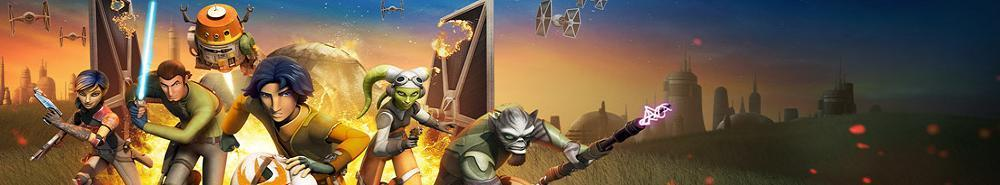 Star Wars Rebels Movie Banner